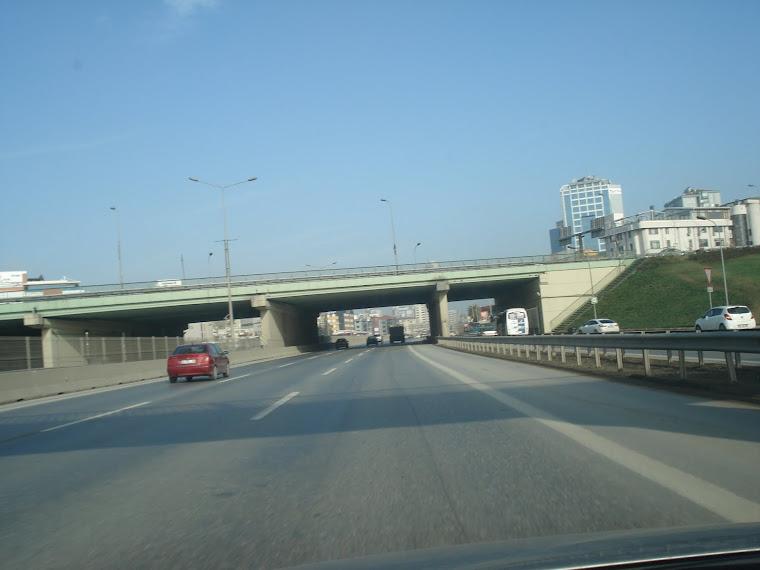 Bostancı köprüsü