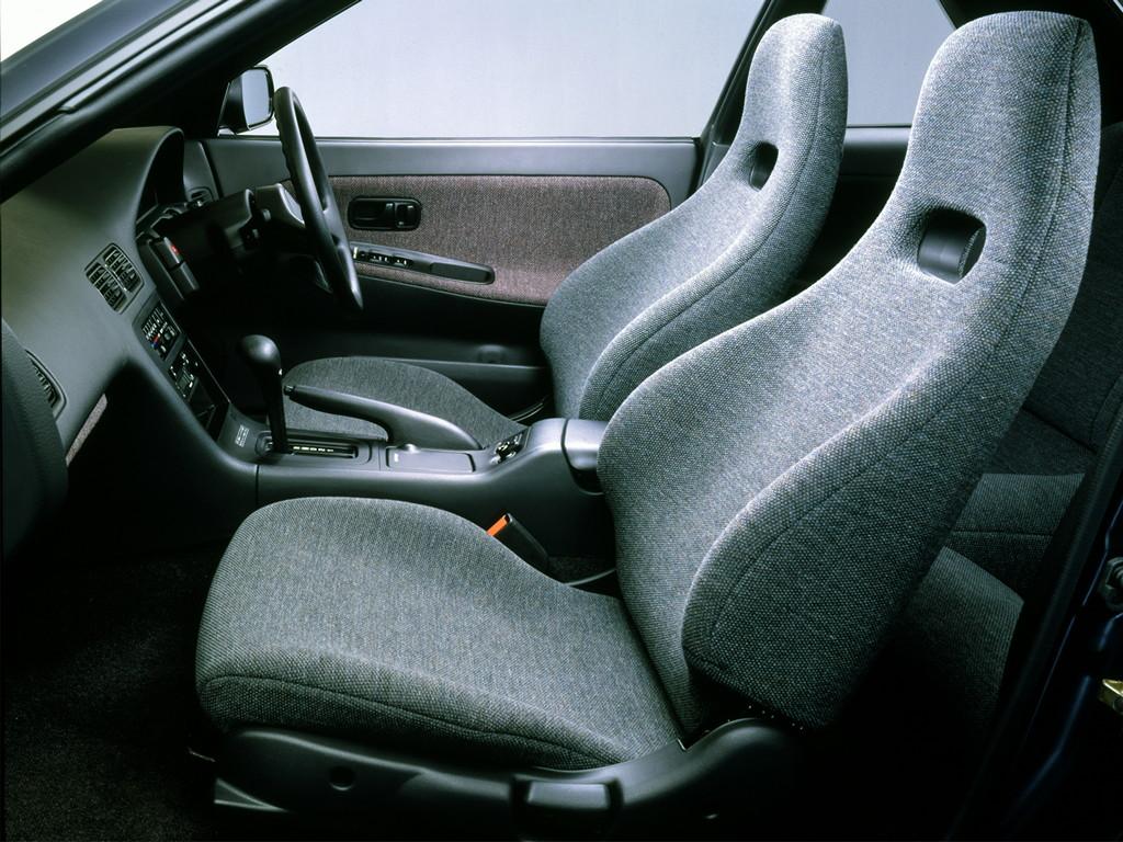 Nissan Silvia Q's S13, wnętrze, japońskie samochody, sportowe auta z lat 80, JDM