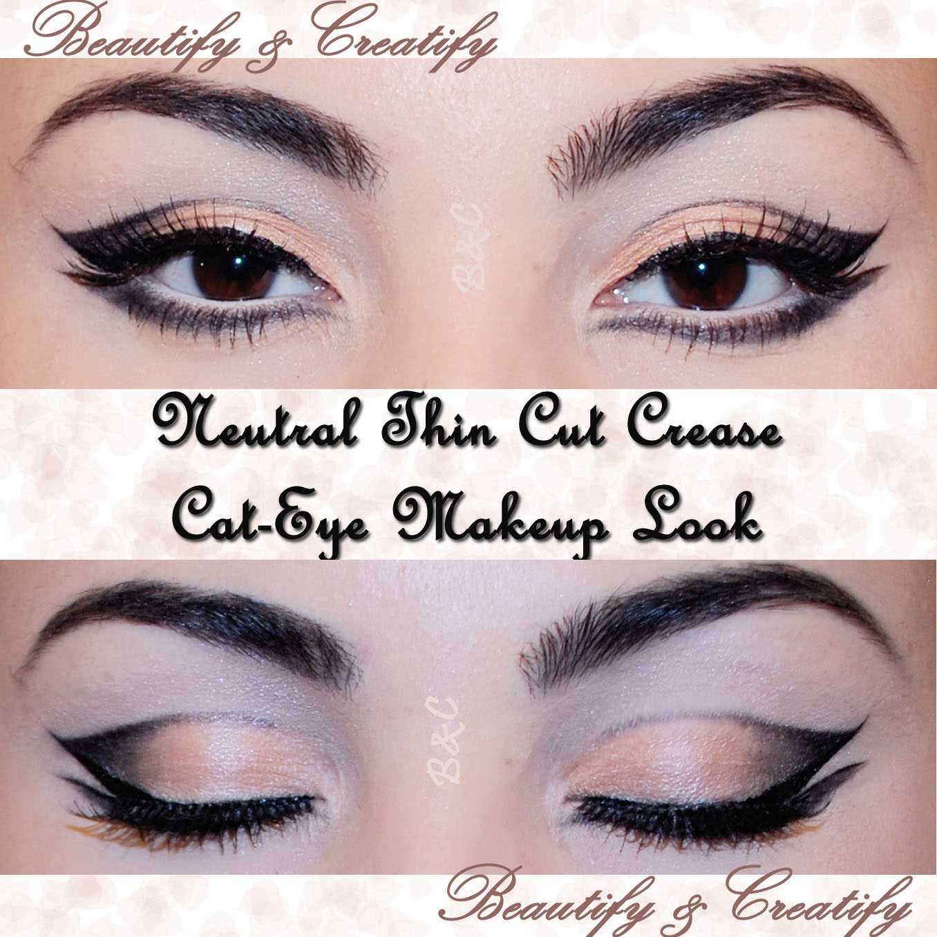 eye makeup » cut crease eye makeup - beautiful makeup ideas and
