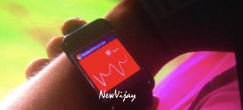 Samsung's fist Smartwatch Galaxy Gear leaked_NewVijay
