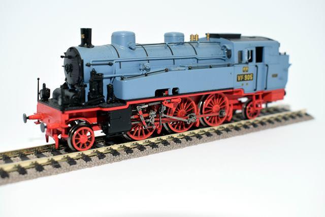 Liliput BR 75 00 German Class 75 Steam Engine
