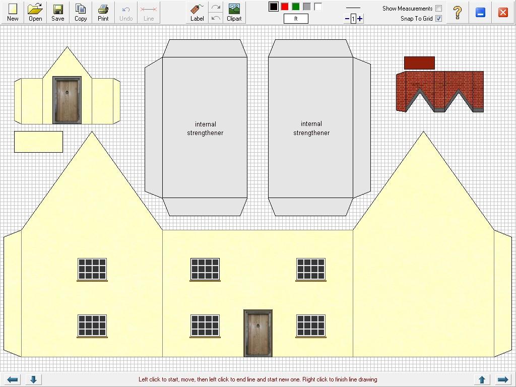 N gauge model making april 2013 for Model building plans