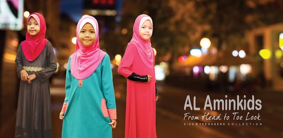 AL Aminkids | butik pakaian kanak-kanak muslimah|kids fashion in kuala lumpur|malaysia kids apparel