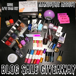 manicureaddict giveaway!!