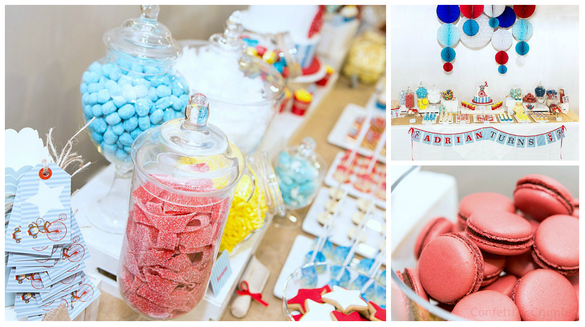 Little Big Company The Blog Cheeky Monkey Themed Party By Confetti Amp Crumbs
