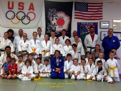 Gracie Judo Club