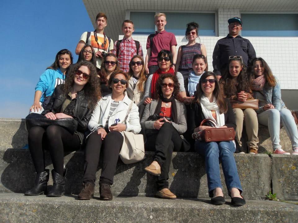 Partner team in Portugal 15-18 April 2013