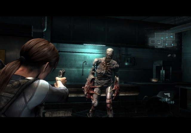 Resident Evil Revelations 1 PC Gameplay