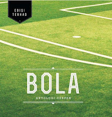 Antologi BOLA (Sesaat Ke Gawang written by Faizal Sulaiman) :SOLD OUT: