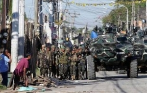 Militer Filipina mengepung Zamboanga