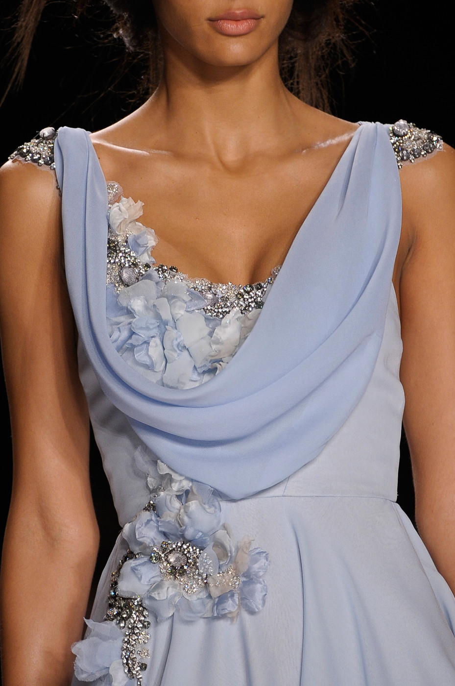Badgley & Mischka Spring/Summer 2013