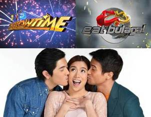 National TV Ratings (March 19-21): It's Showtime Beats Eat Bulaga; Kahit Konting Pagtingin Ratings Improved