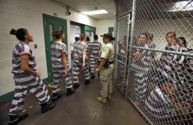 Prisión para mujeres que aplica trabajos forzados.