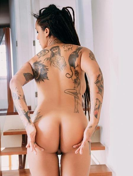 Thalita Gomes nua