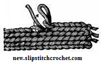 more Slip Stitch Crochet