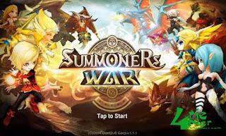 Game Summoners War : Sky Arena Apk Mod Terbaru 2015