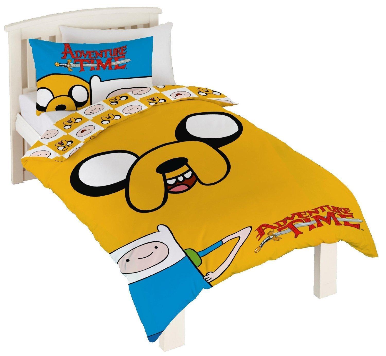 Adventure Time Jake Single Duvet Cover Set - 137cm x 198cm