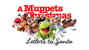 "TONIGHT ! ""A Muppets Christmas: Letters to Santa"""