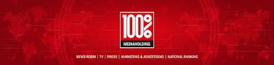 """Медиахолдинг """"100%"""""""