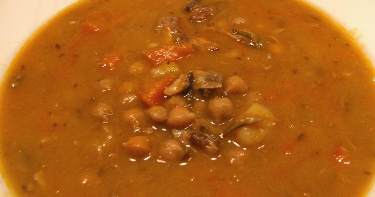 Cocinar sin sal garbanzos con caldo de puchero aneto sin sal - Cocinar sin sal ...