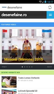 Desene Animate pe Android 1