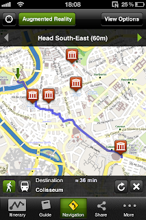 mTrip Travel Guide for iPhone Screenshots