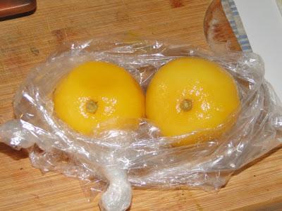citroen, gepekeld