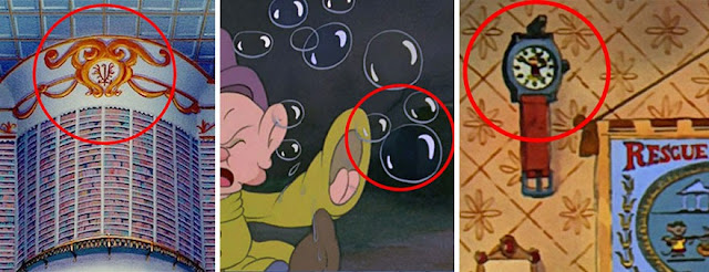 Disney revela os Mickeys escondidos em seus filmes