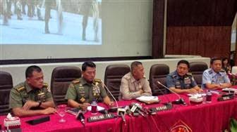 Menhan Ryamizard Ryacudu menargetkan kekuatan militer Indonesia di mata dunia bisa tembus 10 besar tahun 2019.
