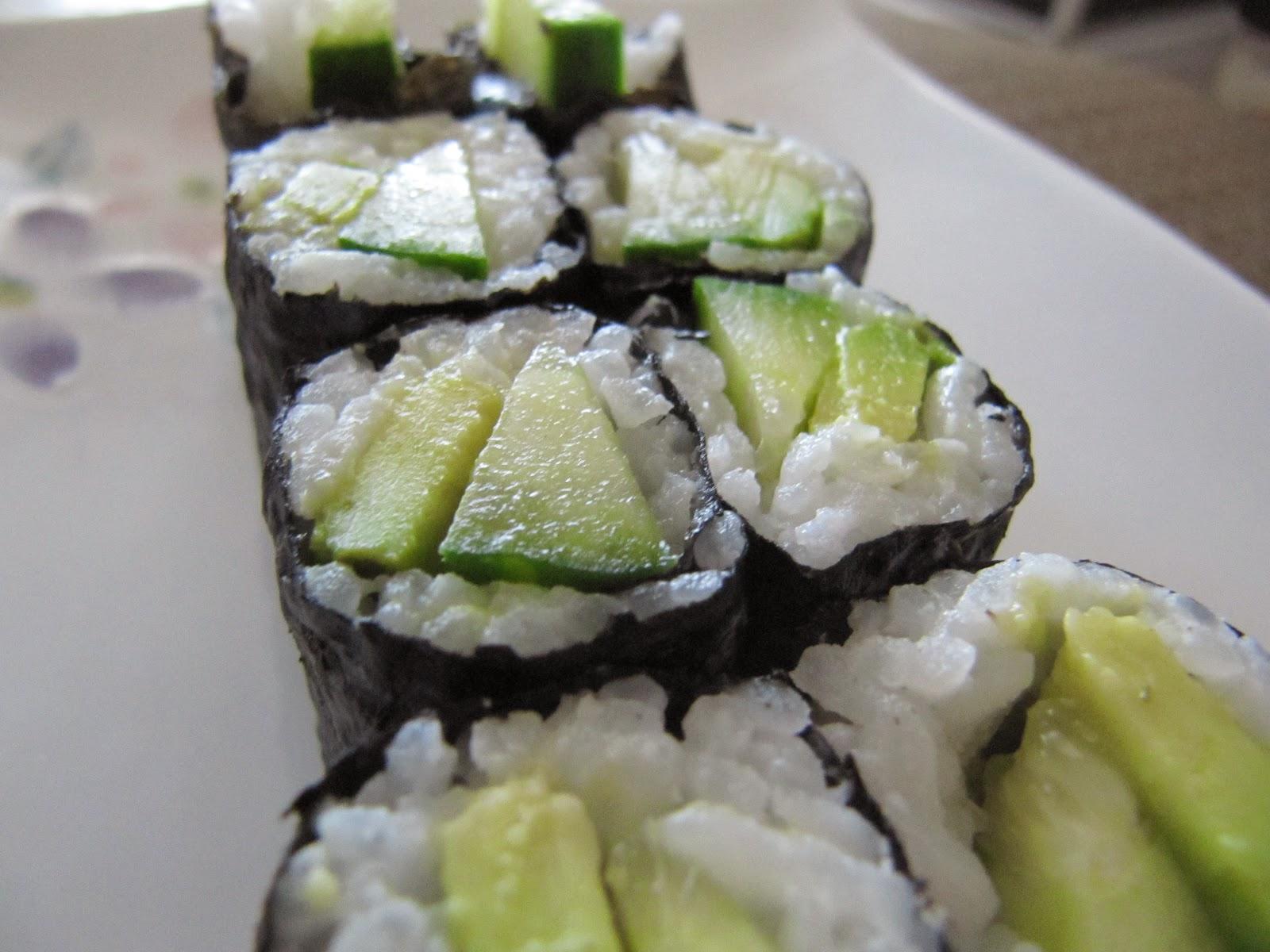 Vimwac Learning To Make Sushi
