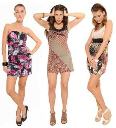 Ropa de Moda para Señoritas