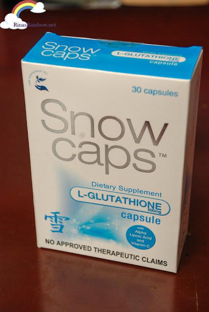 Snow Caps Gluta