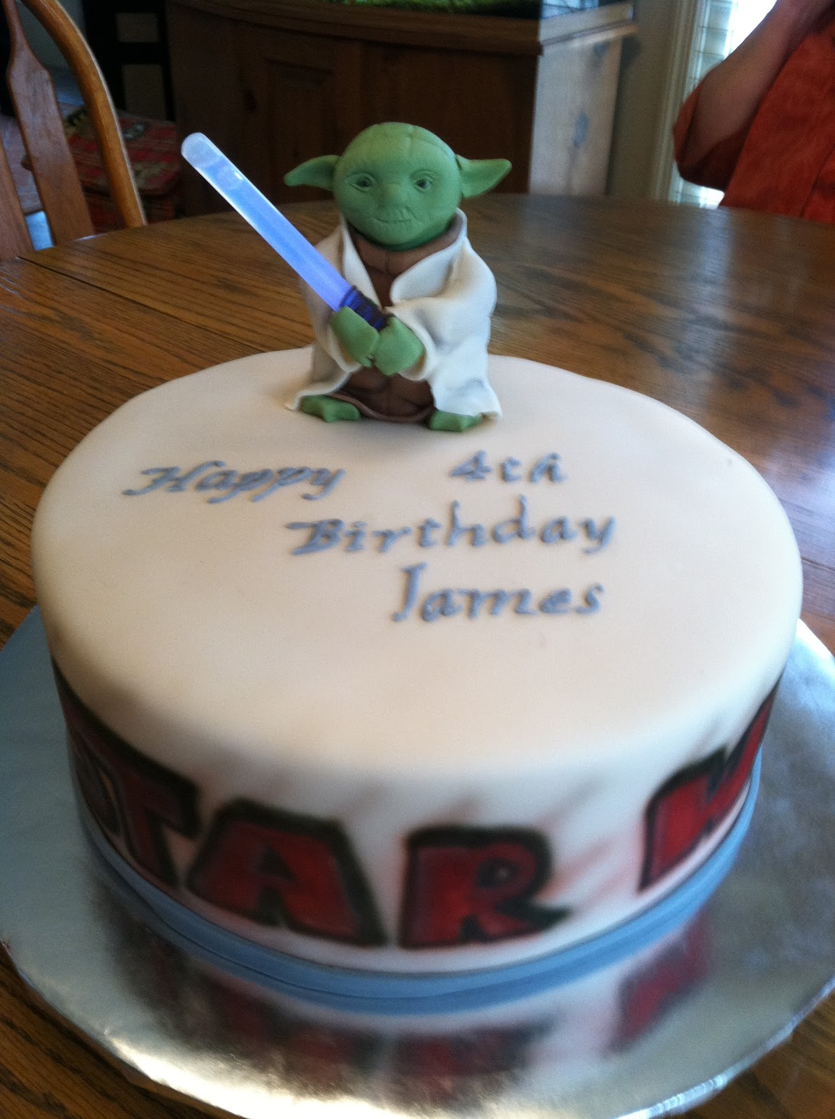 Tj Happy Cakes May The Force Be With You