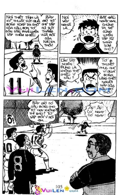 Jindodinho - Đường Dẫn Đến Khung Thành III  Tập 15 page 105 Congtruyen24h