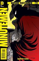 Before Watchmen Minutemen #6 Cover