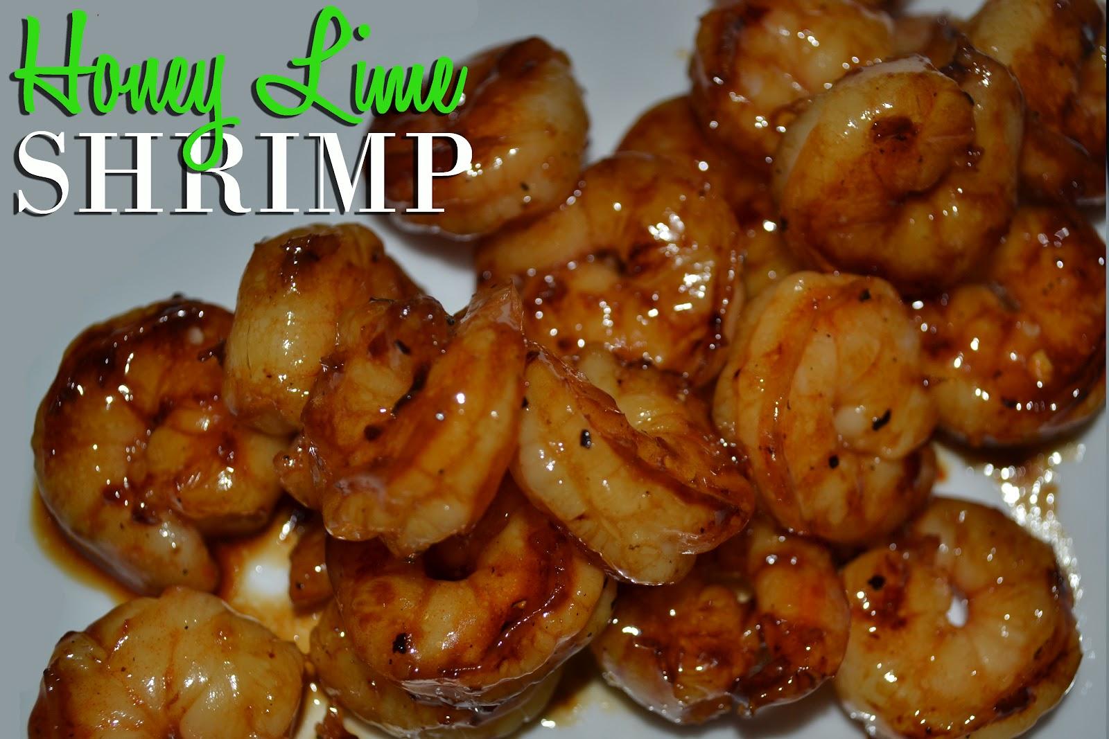 Baby BlakelyGot (Honey Lime) Shrimp?
