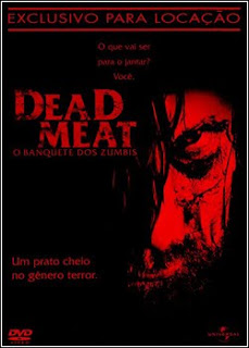 Filme Dead Meat : O Banquete Dos Zumbis   Dublado