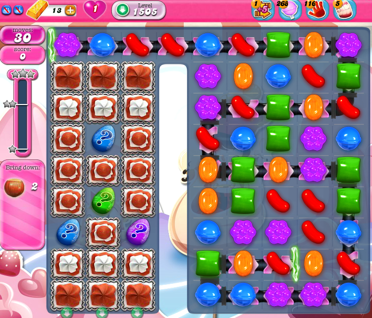 Candy Crush Saga 1505