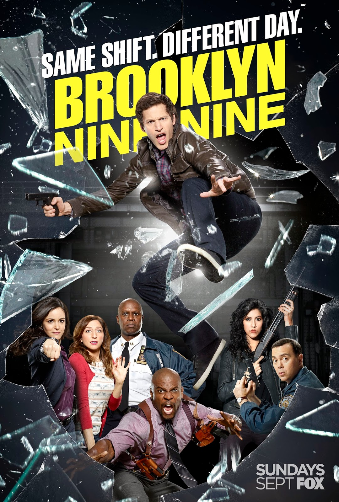 Ver Brooklyn Nine Nine 2x01