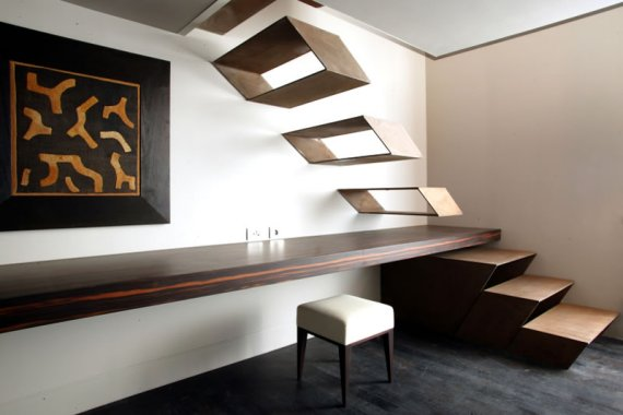 Awesome Staircases And Amazing Staircase Designs (15) 2 Disappearing ...