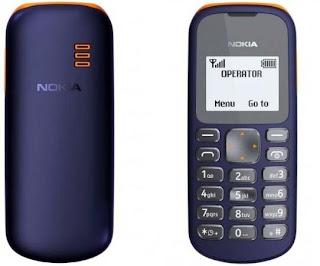 Gambar dan harga Nokia 103
