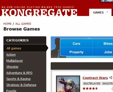 website to play free online games