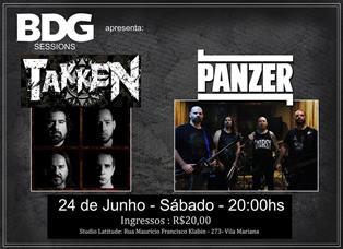 Dia 24/6 em São Paulo