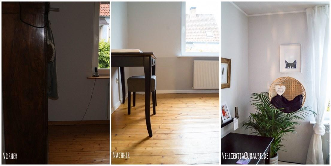verliebt in zuhause wie ich ein zimmer renovieren und. Black Bedroom Furniture Sets. Home Design Ideas