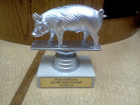 Silver Sow Award
