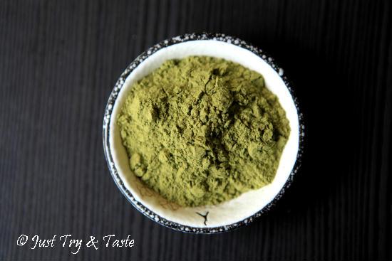 Resep Green Tea Ogura Cake JTT