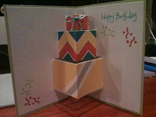 popup birthday presents card (inside)