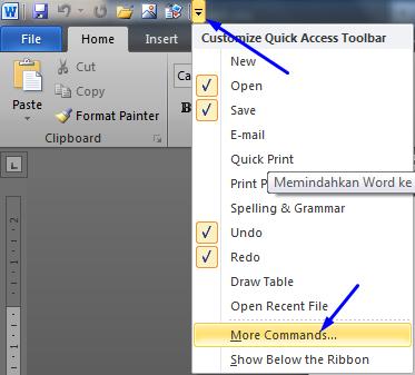 cara mudah mengubah file word ke power point
