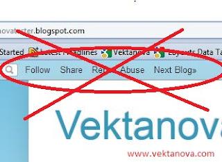 Remove Blogger Navbar (Navigation Bar)