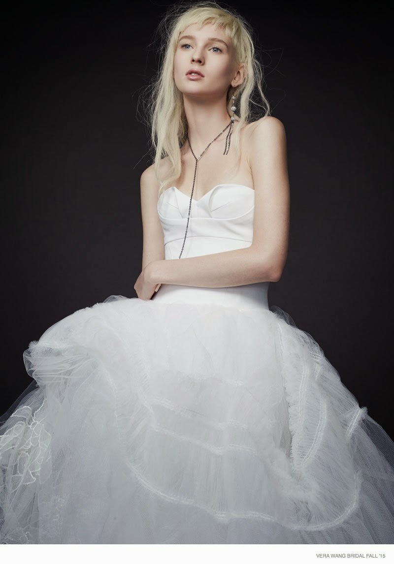 Vera Wang's Fall 2015 Bridal Collection